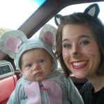 Halloween Costumes 2011- Cat and Mouse